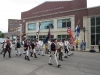 SAR Color Guard and Fort Henry Days reenactors