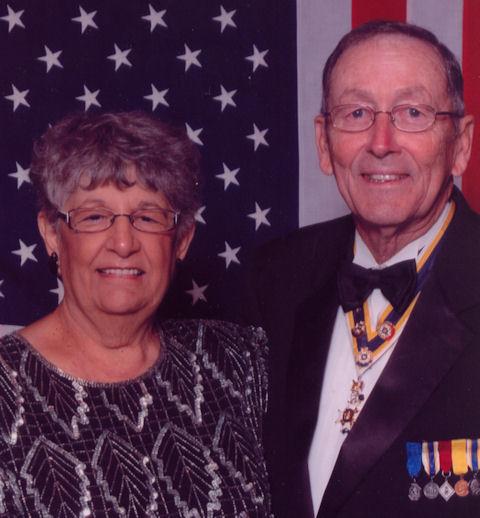 John and Joanne Sauer