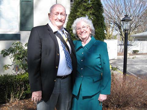 Jim and Janet Lockhart
