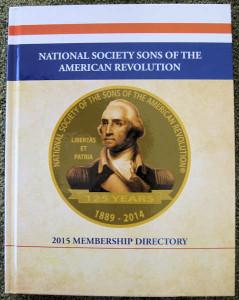 NSSAR 2015 Membership Directory