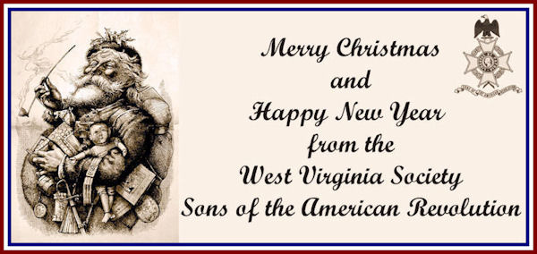 Merry Christmas from the WVSSAR