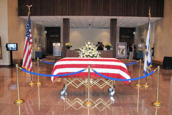 Gov Arch A Moore Jr Memorial Service