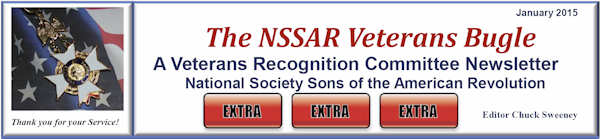 The NSSAR Veterans Bugle Newsletter
