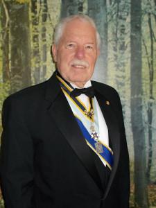 Richard  D Brockway NSSAR Historian General