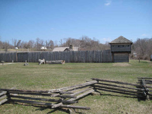 Fort Randolph, Point Pleasant, WV