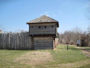 Fort Randolph, Point Pleasant, WV