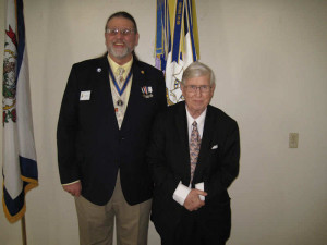 Steve Hart and Raymond Musgrave