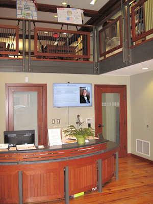 NSSAR Main Lobby