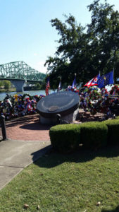 Battle Days 2016 Wreath Ceremony