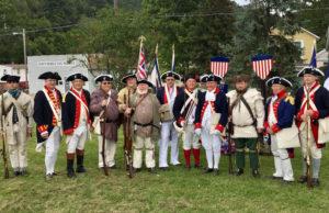 Foreman's Massacre Memorial Color Guard