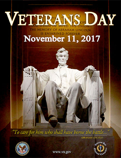 Veterans Day 2017